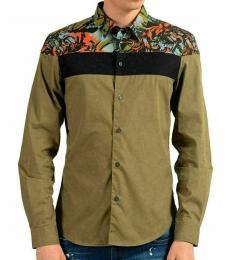 Multi-Color Long Sleeve Casual Shirt