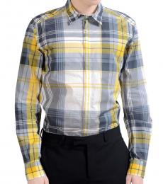 Dolce & Gabbana Multicolor Cotton Dress Shirt