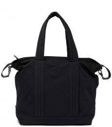 Rebecca Minkoff Black Luca Nylon Large Baby Bag