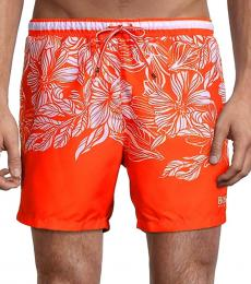 Hugo Boss Orange Barracuda Swim Shorts