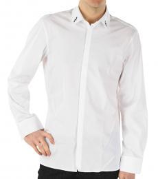 White Thunder Printed Shirt