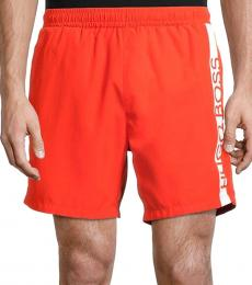Hugo Boss Orange Dolphin Swim Trunks