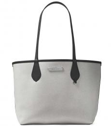 Black Candy Reversible Large Tote