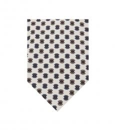 White Traditional Tie