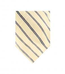 Yellow Voguish Ritzy Tie