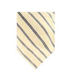 Ralph Lauren Yellow Voguish Ritzy Tie