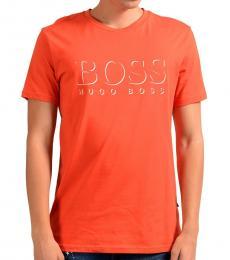 Hugo Boss Orange Crewneck T-Shirt