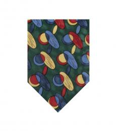 Dolce & Gabbana Green Dapper Tie