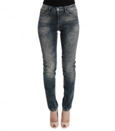 Blue Slim Fit Jeans