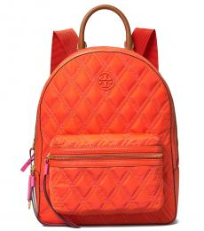 Tory Burch Bright Samba Perry Large Backpack