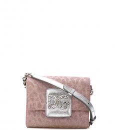 Pink Millenials Mini Crossbody
