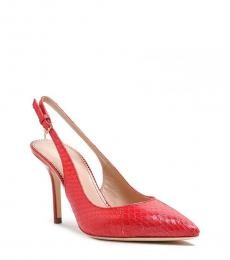 Dsquared2 Red Slingback Heels