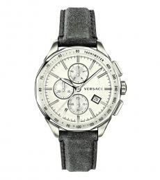 Versace Grey Chronograph Watch