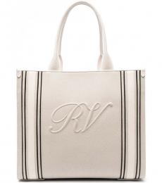 Off White Call Me Large Tote
