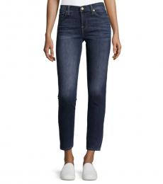7 For All Mankind Graham Gwenevere Washed Jeans