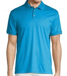 Calvin Klein Bubble Liquid Touch Polo