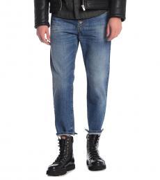 Denim Mharkey Straight Leg Jeans