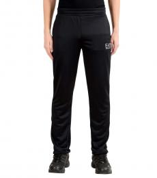 Black Air Duct Track Pants