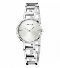 Silver Voguish Bracelet Watch