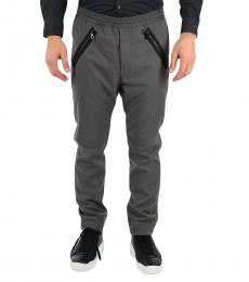 Grey Straight Leg Activewear