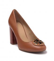 Royal Tan Janey Heels