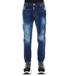 Dark Blue Classic Kenny Twist Jeans