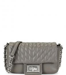 Lady Grey Agyness Quilted Small Shoulder Bag