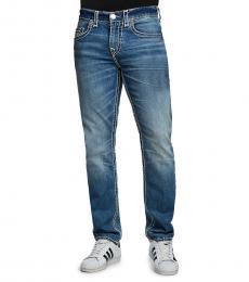 Light Plastic Geno Super T Slim Jeans