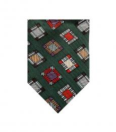 Green Timeless Tie