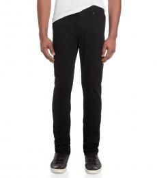 Black Ronnie Skinny Fit Pants