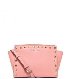 Light Pink Selma Small Crossbody