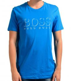 Blue Crewneck T-Shirt