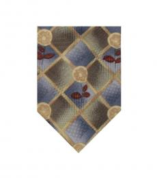 Dolce & Gabbana Multi Color Abstract Print Tie