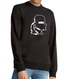 Black Karl Head Sweatshirt