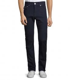 True Religion Dark Wash Rocco Flap Pocket Jeans