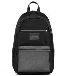 Black Byron Large Backpack