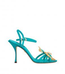 Light Blue Devotion Heels
