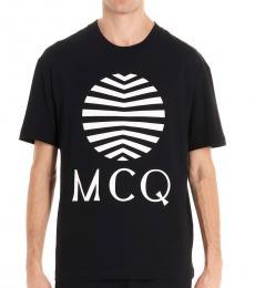 McQ Alexander McQueen Black Sole giapponese t-shirt