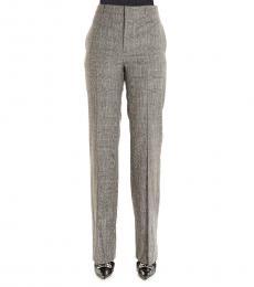 Multi color Checkered Trousers
