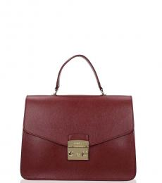 Furla Cherry Metropolis Small Satchel