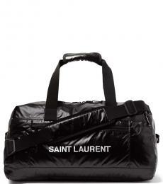 Saint Laurent Black Nuxx Large Duffle Bag