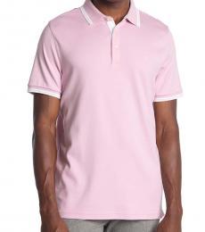 Michael Kors Light Pink Greenwich Polo
