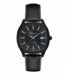 Black Chronograph Sophisticated Watch