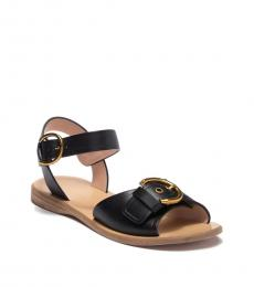 Marc Jacobs Black Horizon Sandals