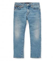 Ralph Lauren Little Boys Manning Wash Sullivan Slim Jeans