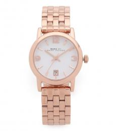 Marc Jacobs Rose Gold Farrow Watch