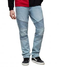 True Religion Muddled Highs Geno Moto Jeans