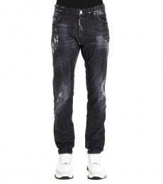 Dark Grey Cool Guy Jeans