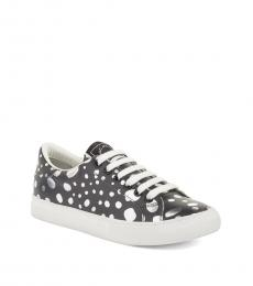 Marc Jacobs Black Empire Dotted Sneakers