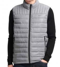 DKNY Reflection Packable Quilted Vest